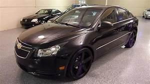 Chevrolet Cruze Black Modified wallpaper | 1280x720 | #6393