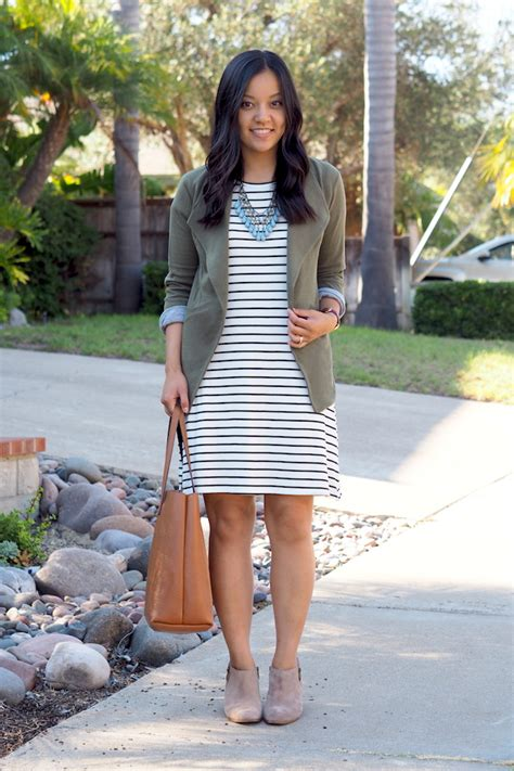 comfy striped dress putting   bloglovin