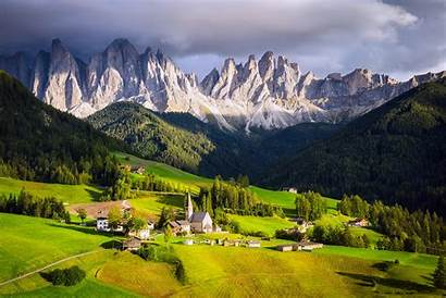 Italy Countryside Desktop Backgrounds Wallpapers Landscape Computer