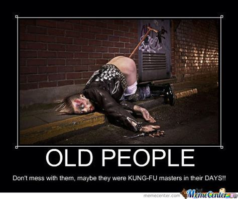 Old People Meme - old people by sumikhan1989 meme center