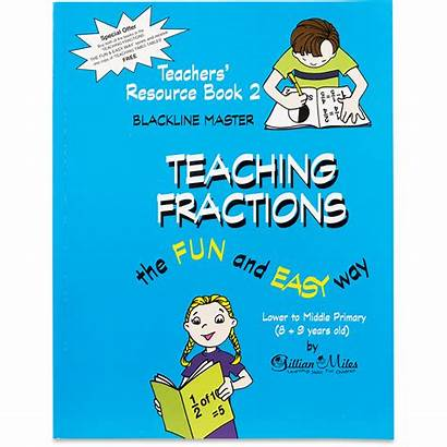 Fractions Teaching Easy Way Questacon Fun