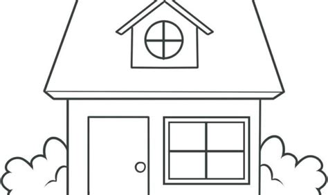 Beautiful Simple House Sketch by Simple House Drawing Draw Building Plans