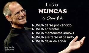 Las Mejores frases de Steve Jobs Sobre El Éxito, la Riqueza y los Negocios Frases de Exito