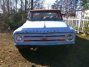 Used 1967 Chevrolet C20 Flatbed Truck V8 Manual  Standard