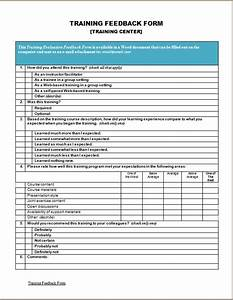 Excel Work Log Template Feedback Forms Word Excel Templates