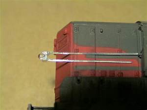 1 8mmm White Leds For Ho Scale Headlights And Ditch Lights For Ho Scale Model Railroads