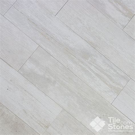 white tile that looks like wood stonepeak crate series colonial white tile look like wood porcelain tile 4 99 sq ft for 6x24