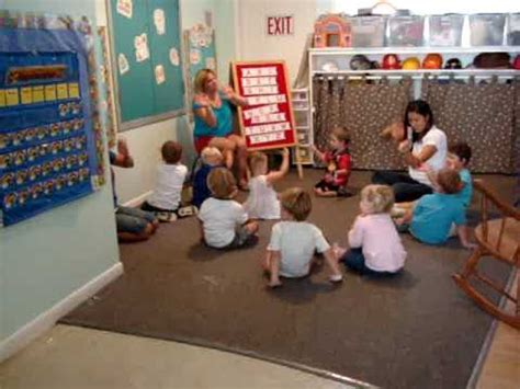 circle time for preschoolers circle time at preschool west s 1st day 082709 735