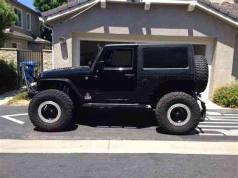 jeep wrangler     built custom  door jk
