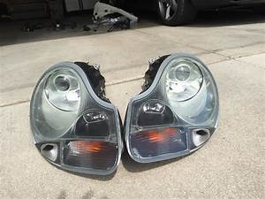 Early 996  986 Litronic Headlights And Headlight Washer
