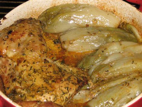 cuisiner endives cuites cuisse de dinde moutarde aux endives cuites mince alors