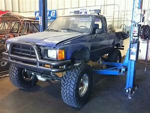 Please Be On The Look Out 86 Toyota Turbo Pickup