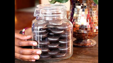Oreo Cookie Jar Khloe Kardashian Tippy Tuesday Khloe Kardashian Inspired Cookie Jar