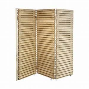 Paravent D Extérieur : paravent mobile bois eprofeel tous nos catalogues produits en ligne ~ Teatrodelosmanantiales.com Idées de Décoration
