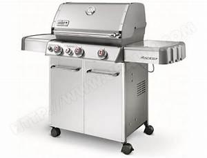 Barbecue Weber Gaz Pas Cher : weber genesis s 330 gbs inox 6570553 pas cher barbecue ~ Dailycaller-alerts.com Idées de Décoration