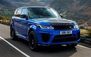2018 Range Rover Sport SVR (UK) - Wallpapers and HD Images