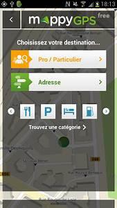 Itinéraire Gratuit Mappy : application mappy gps gratuit sur smartphone et tablette android ~ Medecine-chirurgie-esthetiques.com Avis de Voitures