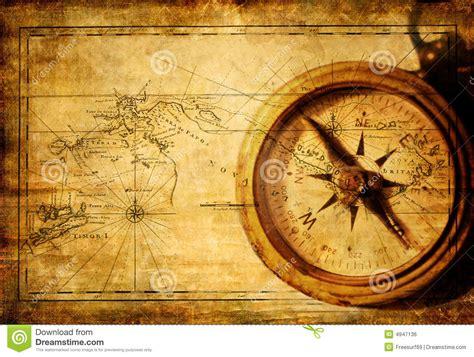map  compass stock illustration illustration