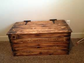 Toy Box Made From Pallets