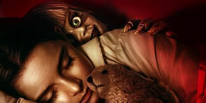 Annabelle Comes Poster Screen Rant