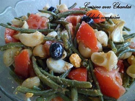 cuisiner la salade verte les meilleures recettes de haricots verts et salades