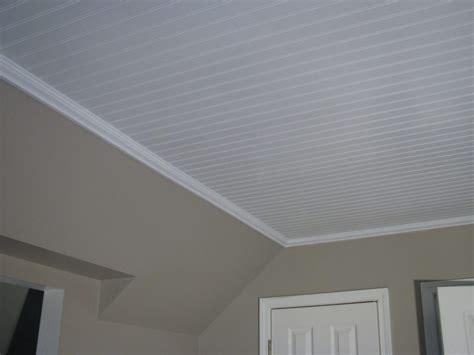 bathroom ideas white tile beadboard ceiling panels bee home plan home decoration