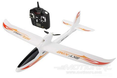 XK Sky King Glider Red 750mm (29.5