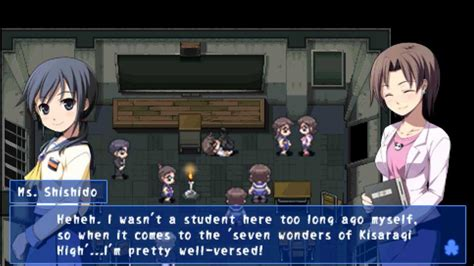 〘pt1〙corpse Party Blood Covered Repeated Fear ~ Lets