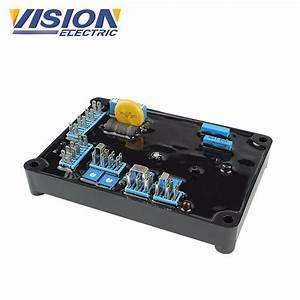 Generator Avr Circuit Diagram Avr As480 For Genset Parts