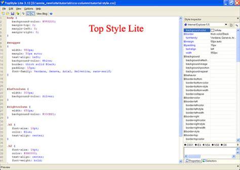exle resume exle css stylesheet