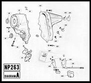 Np263hd Transfer Case