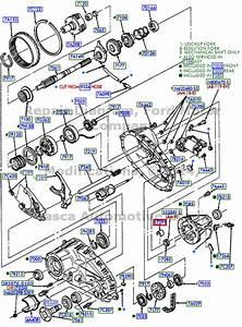 New Oem Speedometer Drive Gear Spacer F150 F250 Mark Lt