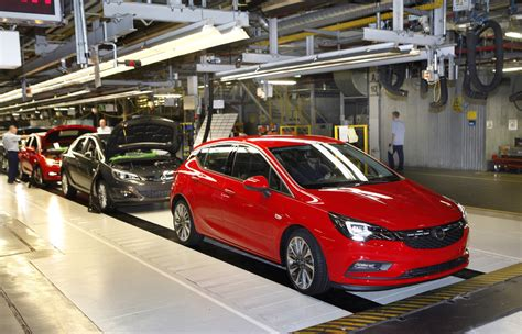 Opel Gm by Opel Gliwice Poland Plant Gm Authority