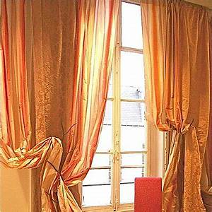 Embrasse Pour Rideaux : les mille et une mani res d 39 embrasser votre rideau ~ Teatrodelosmanantiales.com Idées de Décoration