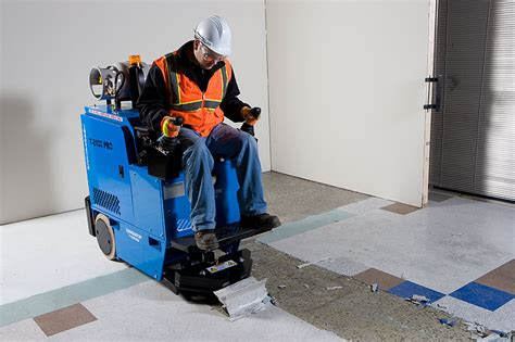 Glue Down Carpet Removal Machine by T 2100pro Floor Removal Machine Ride On Floor Scraper