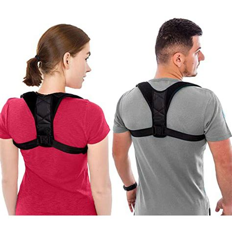 Back Posture Corrector For Women and Men Adjustable and ...