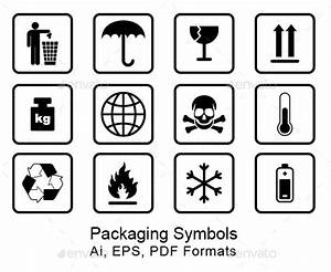 Packaging Symbols by SpadesInc   GraphicRiver