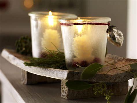 kerzen im glas selber machen winterliche windlichter selber machen