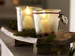 Basteln Mit Einmachgläser : winterliche windlichter selber machen ~ Markanthonyermac.com Haus und Dekorationen