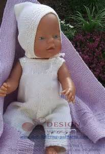 Baby Born Doll Clothes Patterns