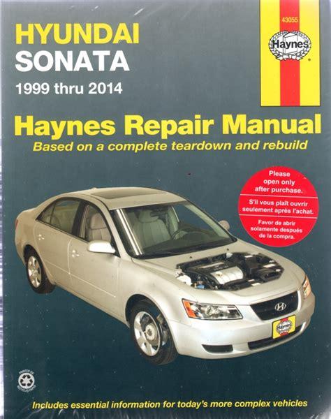 free online car repair manuals download 2010 hyundai genesis instrument cluster hyundai sonata 1999 2014 haynes service repair manual sagin workshop car manuals repair books