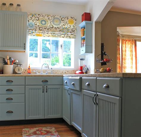 Low Cost Kitchen Cabinets Makeover  Kitchentoday