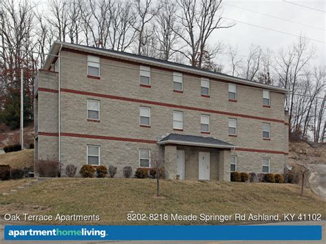 oak terrace apartments oak terrace apartments ashland ky apartments for rent