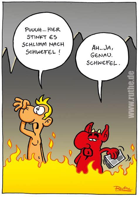 Teufel Reklamation by Ruthe De Willkommen