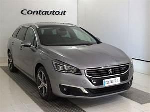 Peugeot 508 180cv : peugeot 508 sw 2 0 bluehdi 180cv allure nuova autosupermarket ~ Gottalentnigeria.com Avis de Voitures