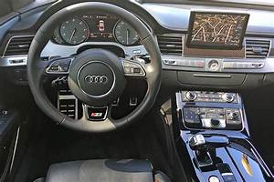 2017 Audi S8 Plus One Week Review Automobile Magazine