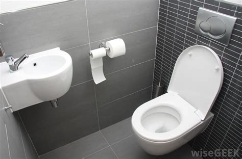 Modern Bathroom And Toilet by What Are The Different Types Of Bathroom Flooring