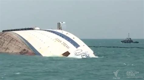 chinese cruise ship sinks off laem chabang port