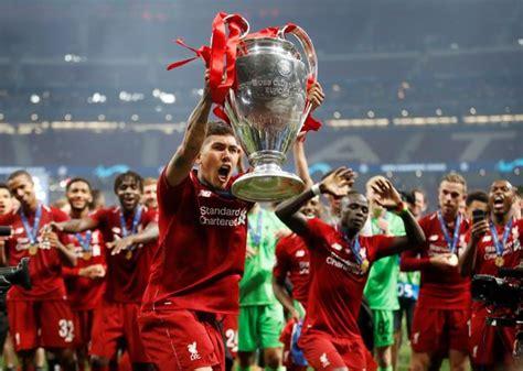 Liverpool Vs Tottenham Champions League Final / Uefa ...