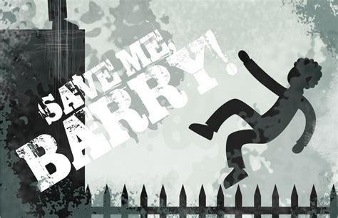 Save Me Barry - Misfits by LaggyCreations | Misfits ...